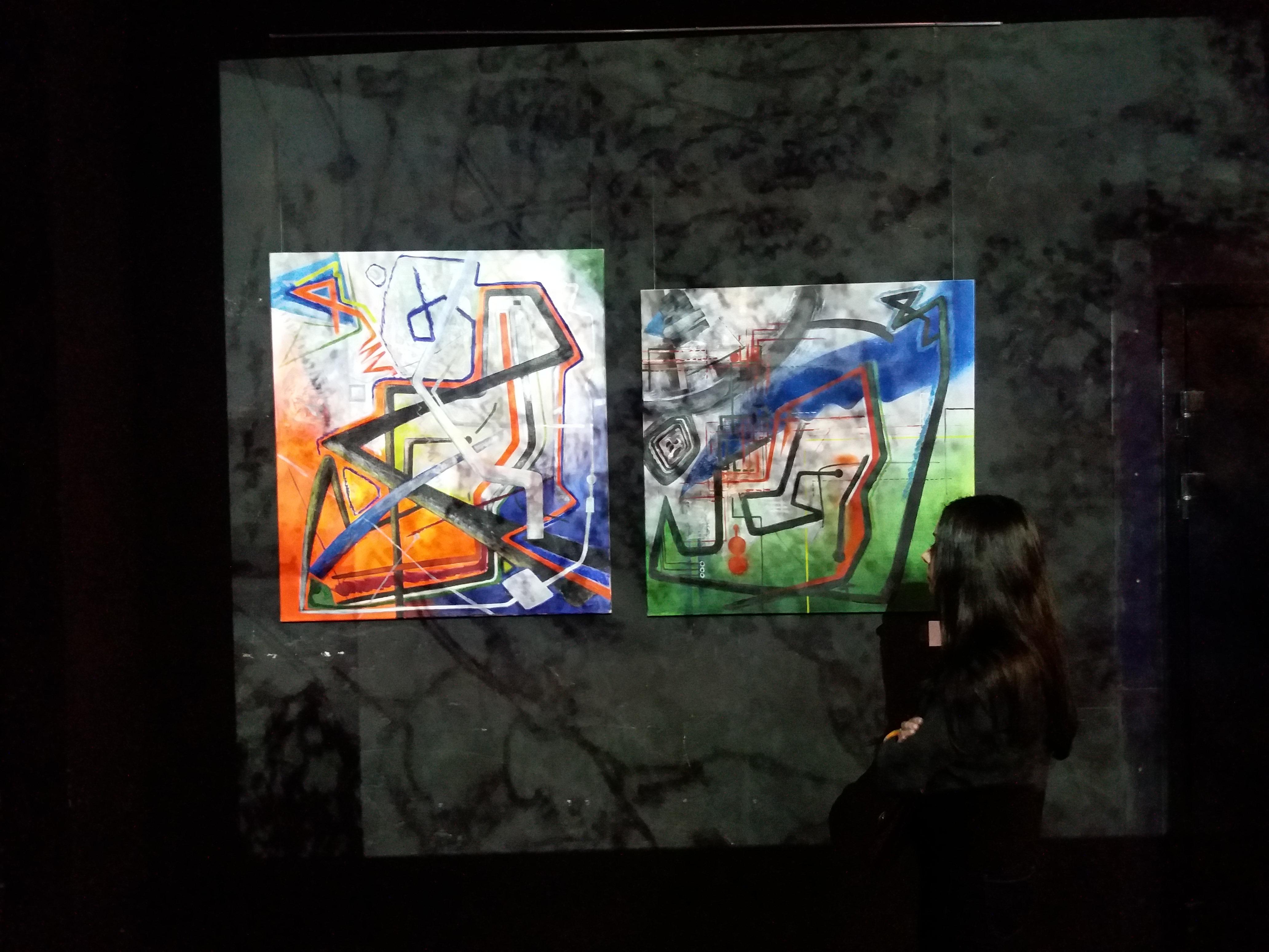 Мистецтво у чистому вигляді на New Wave Exhibition 2017