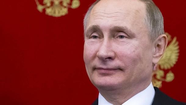 Путин оказался в списках офицеров СС