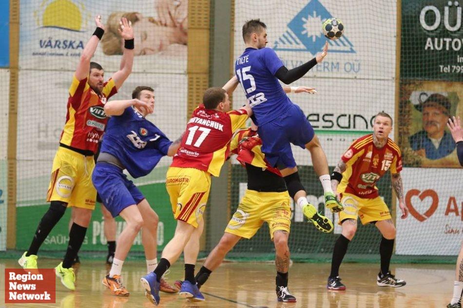 Запорожский «ZTR» стал серебряным призером Балтийской гандбольной лиги