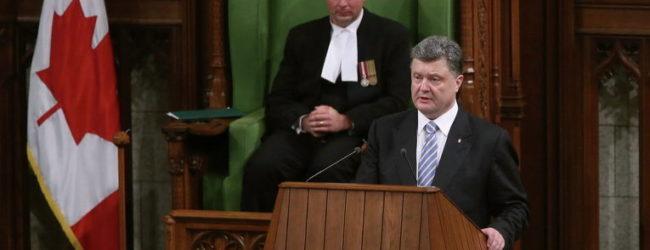 Украина хочет возобновитьдоступ к разведывательным спутникам Канады