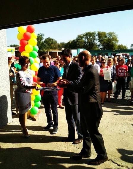 В Запорожской области открылась упаковочная платформа для экспорта овощей в Европу, ФОТО, ВИДЕО