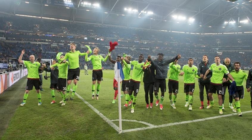Сумасшедший вечер в Лиге Европы: результаты всех четвертьфиналов