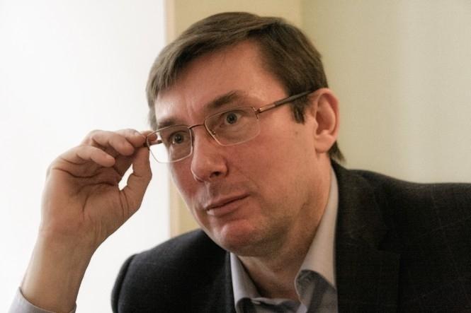 Луценко поведал, почему не арестовывают Саакашвили