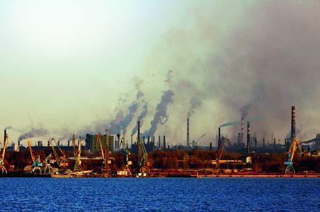Загазоване повітря в Запоріжжі не впливає на здоров'я!