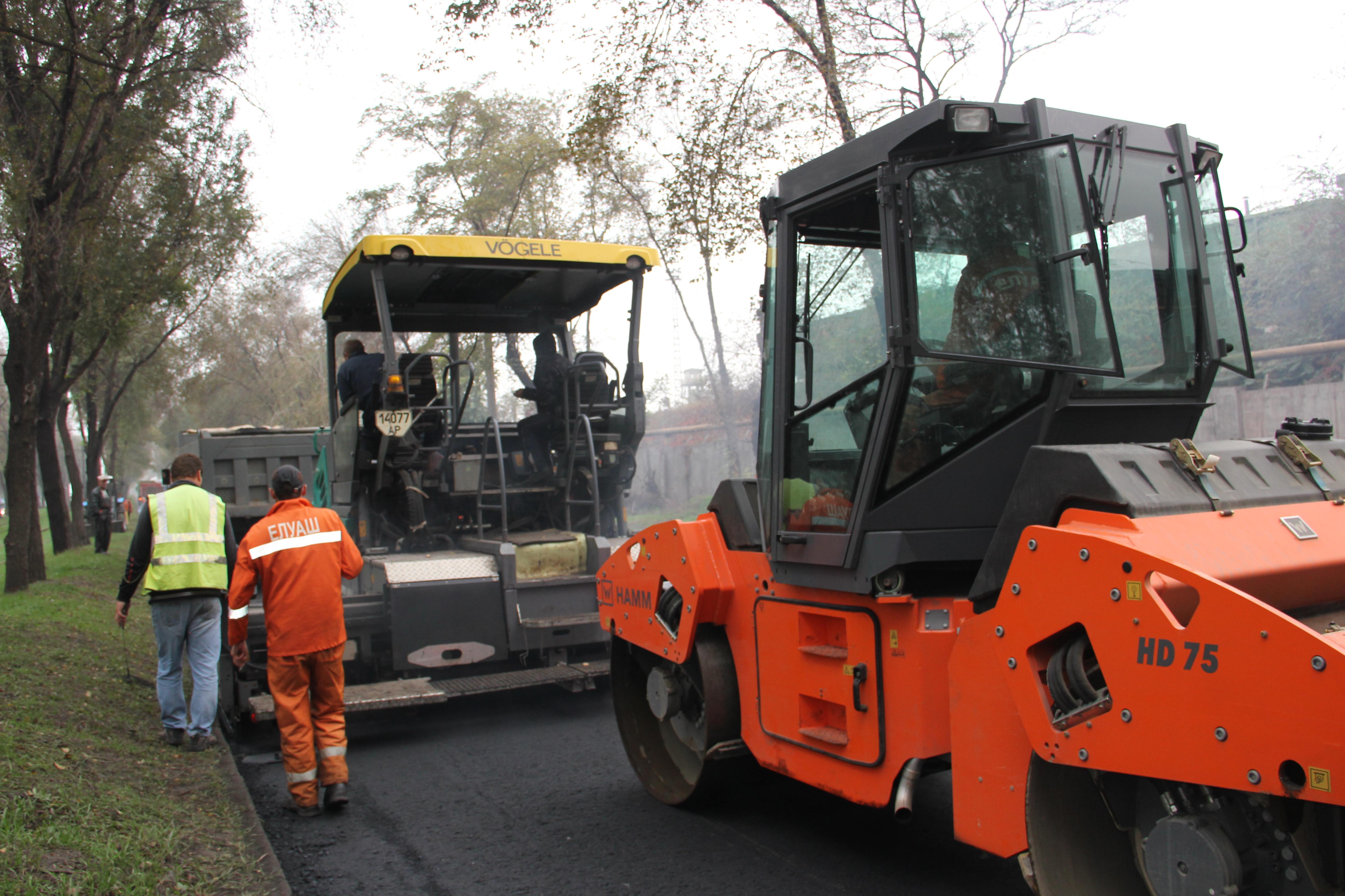 Німецькі технології на запорізьких дорогах. Особливості ремонту – 2017