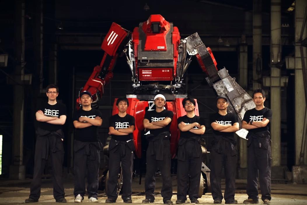 Відео дня: у Японії відбувся перший в історії бій гігантських роботів