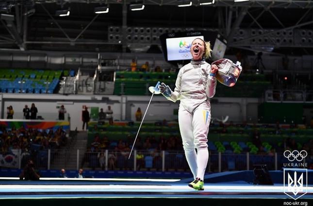Харлан виграла етап Кубка світу з фехтування в Бельгії