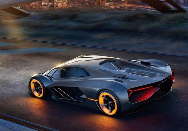 Lamborghini показала унікальний суперкар майбутнього