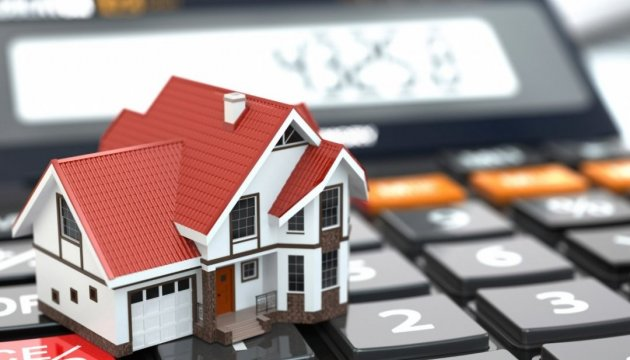 За 10 місяців місцеві бюджети отримали більше 70 млн. податку на нерухомість