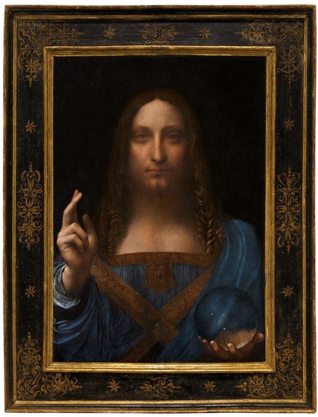 Картину да Вінчі продали за рекордну суму