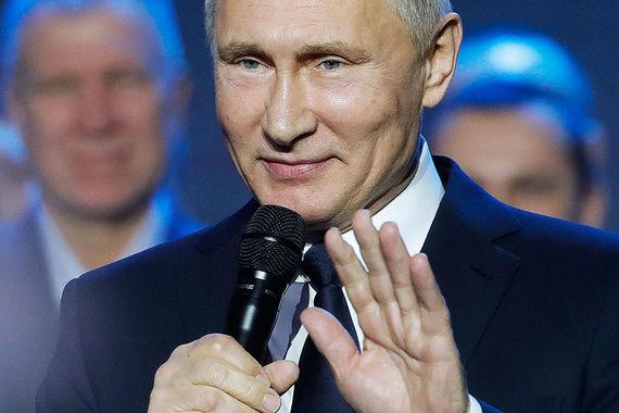 «Интрига» раскрыта: Путин официально объявил о намерении баллотироваться в президенты