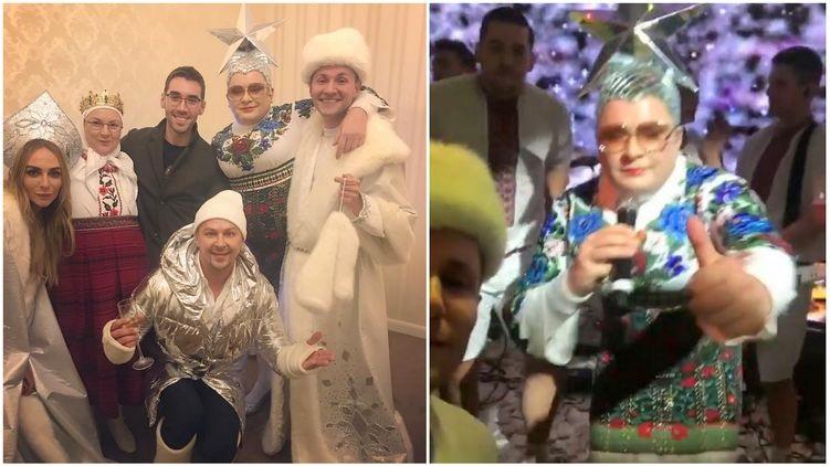 Достаточно неожиданные вещи сказал Андрей Данилко о Майдане и встречи с Путиным