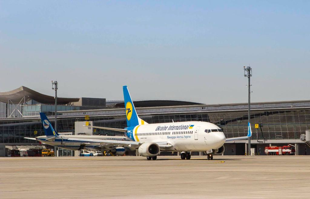 Статистика пасажиропотоку українських аеропортів: лідирують Чернівці та Кривий Ріг