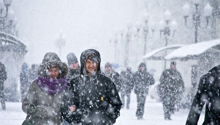 Готуйтеся до погіршення погоди: вдарять морози та замете снігом