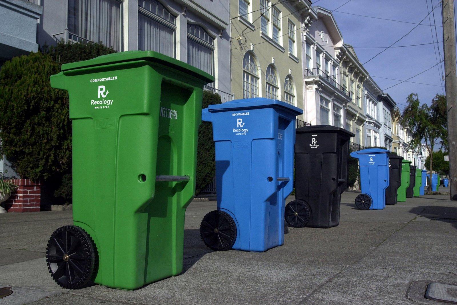 Найближчим часом інфраструктури для сортування сміття в Запоріжжі не буде