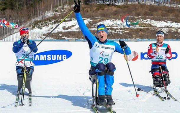 Українські спортсмени завоювали 6 медалей у стартові два дні Паралімпіади-2018
