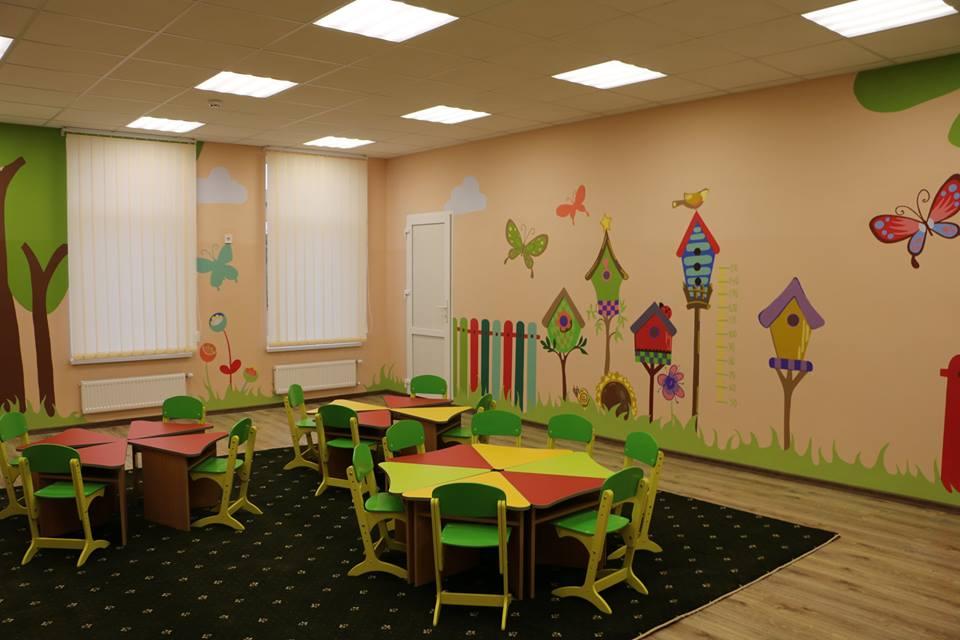 Список дитячих садків у Запоріжжі, у яких є вільні місця