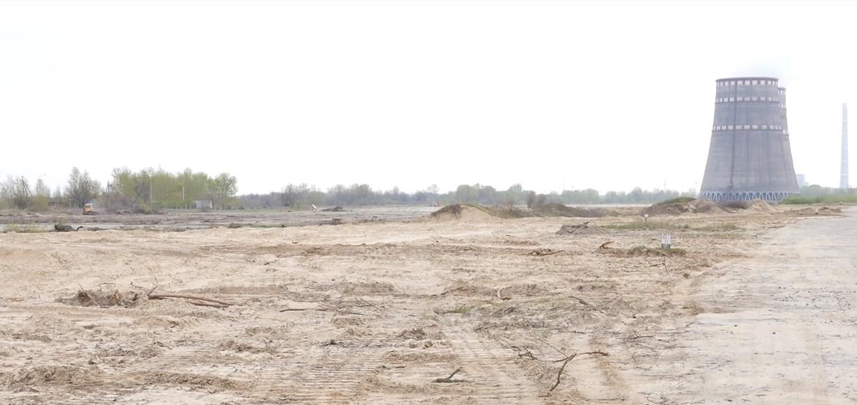 Запорізька АЕС будує сонячну станцію (ВІДЕО)