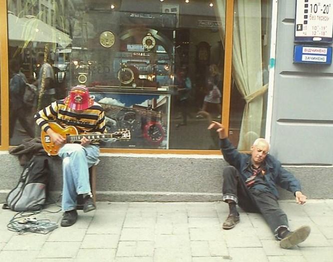 У Львові вуличні музиканти тепер виступатимуть за чітким графіком та тільки з дозволу міськради