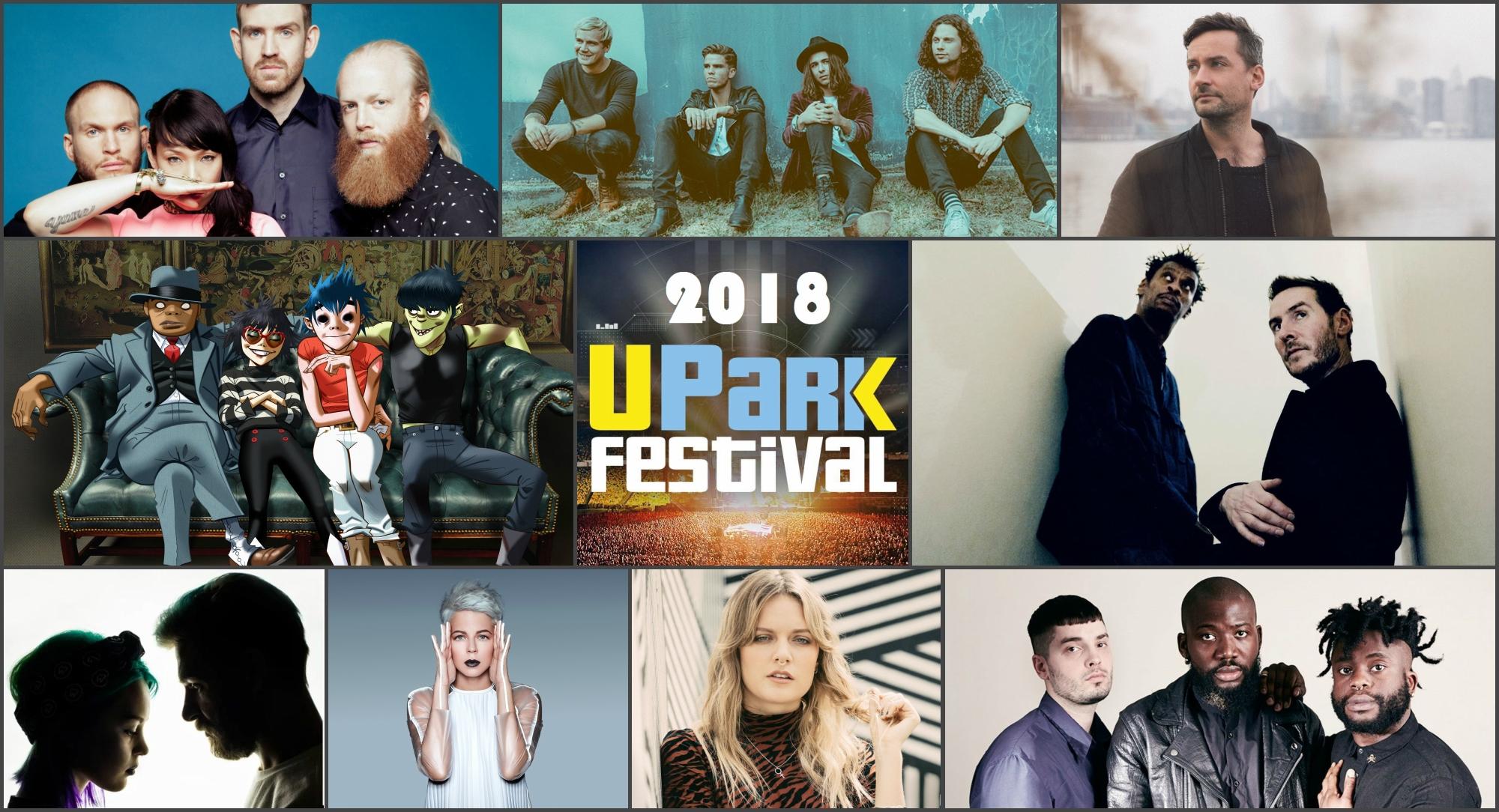 <strong>UPark 2018 в деталях: все про найочікуваніший український фестиваль року</strong>