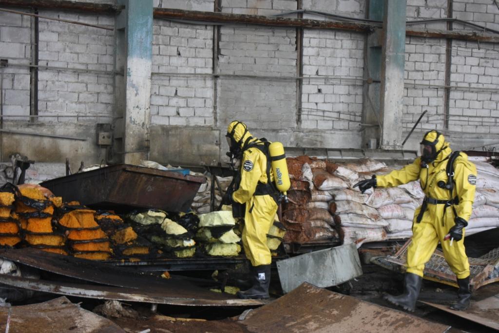 У Запоріжжі спалахнув завод, який пиляє на шматки російська компанія