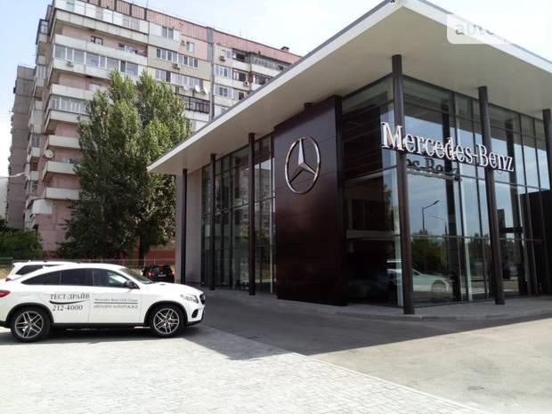 Дилер Mercedes-Benz в Запорожье оказался не готов работать по-европейски
