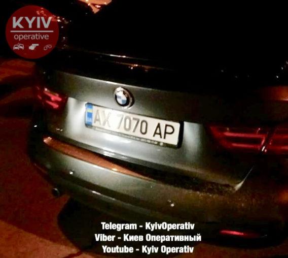 Життя не вчить: брата Олени Зайцевої піймали п'яним за кермом BMW