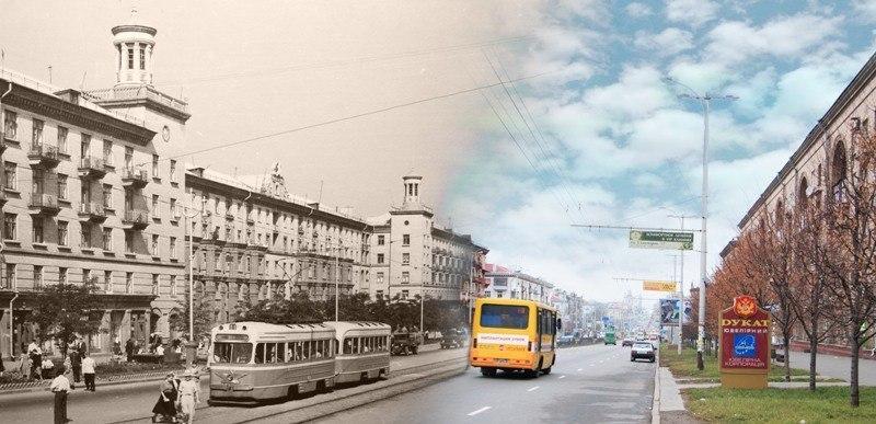 Назад у минуле або подорож по Олександрівську