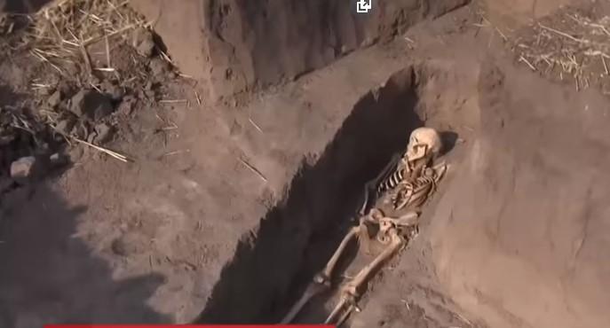 На Запоріжжі рятують могильник Мамай-Гора: знахідки археологів спростовують теорію російських вчених (відео)