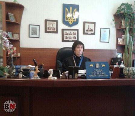 Дніпровські судді насудили на землі і пішли проситися до раю