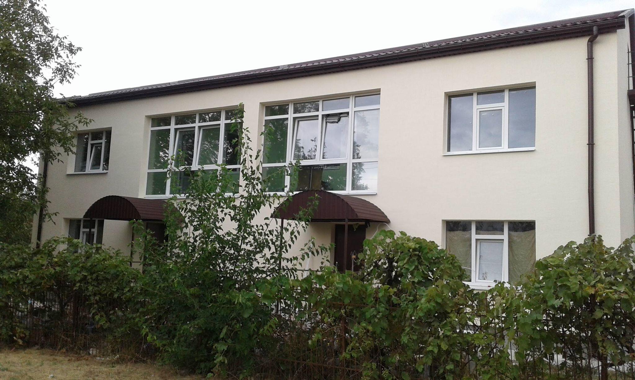 У Запорізькій області відкрили 3 соціальних гуртожитки і один 4-х квартирний будинок для ВПО