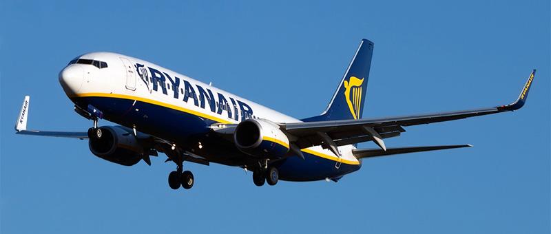 Ryanair запускает рейс из Киева на Мальту