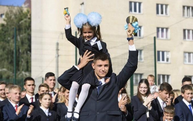 Чего запорожским детям и их родителям ждать от Новой украинской школы