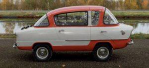 Що спільного між прототипом«Запорожця» й мінікаромBMW Isetta