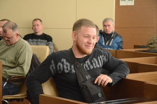 Лидер запорожских «Нацдружин» спровоцировал ДТП в состоянии наркотического опьянения?