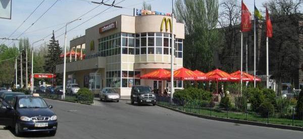 Запоріжцям на замітку: тепер у McDonald's каву наливатимуть у вашу чашку