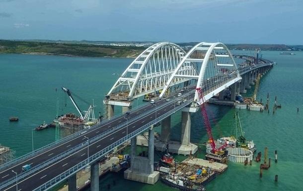Крымский мост обрушился, но российское руководство не теряет надежд