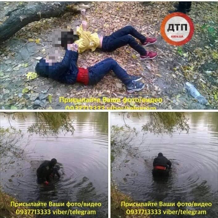 У столиці жінка втопила власних дітей, перед цим відпросивши їх з уроку фігурного катання