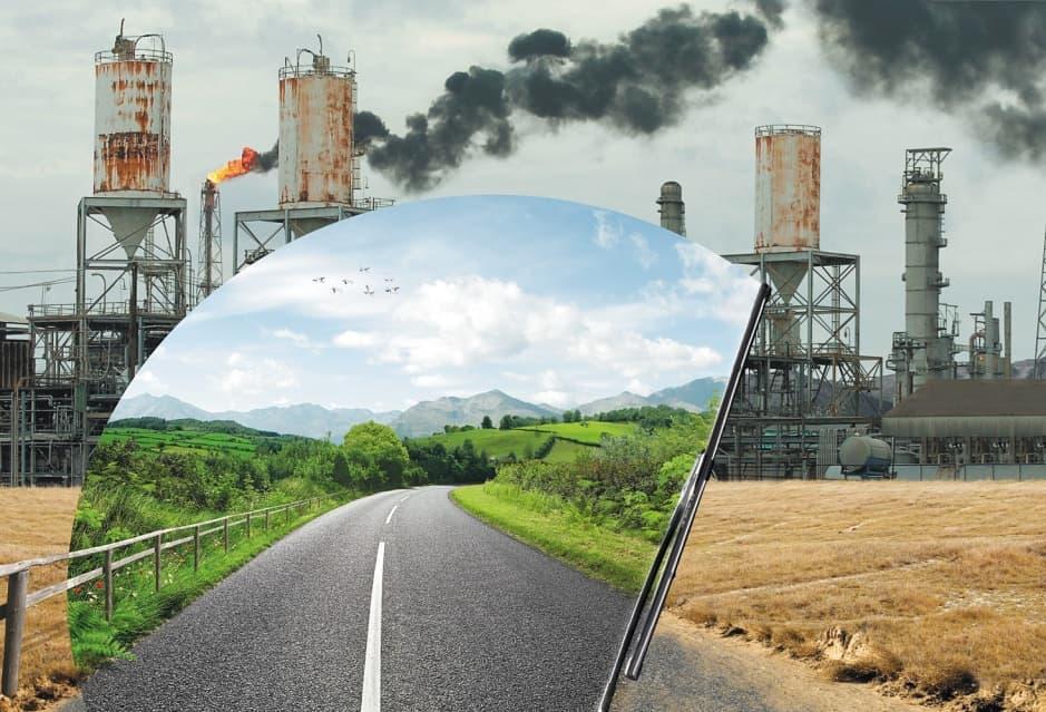 Запоріжців обманюють стосовно кількості забруднення атмосферного повітря
