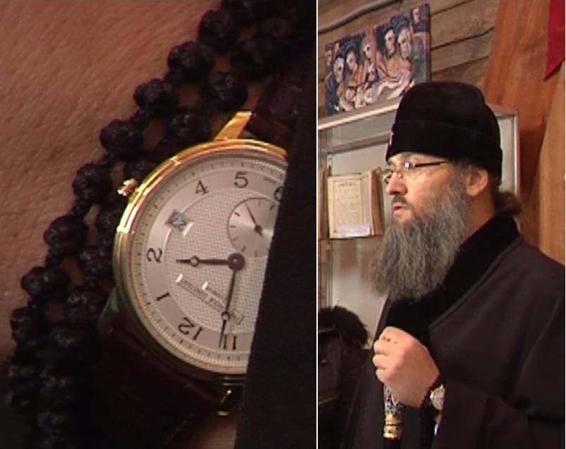 Очільника церкви московського патріархату в СБУ розпитували про візити до Москви