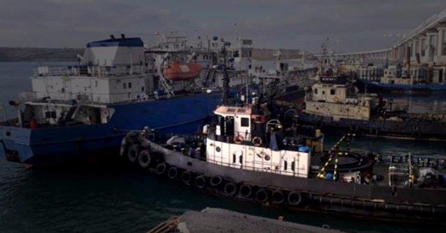 Судна, що атакували українських моряків у Керчинській протоці належать людям з бізнесом в Україні