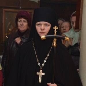 Монахиня Луки відмовилася ділитися і вивела все церковне майно, у тому числі реліквії