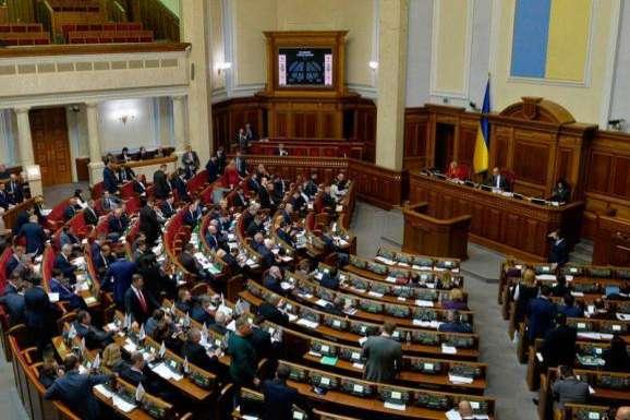 Верховна Рада підтримала пропозицію президента припинити дружбу з агресивною Росією