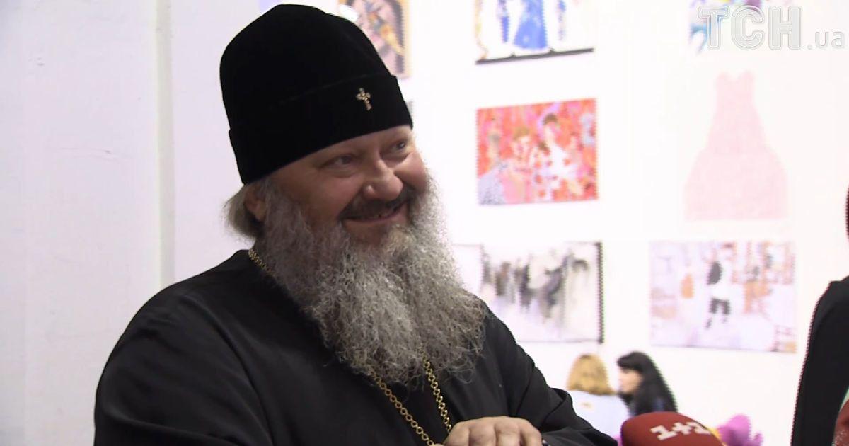 Настоятель Києво-Печерської Лаври мав стати координатором заворушок у Києві