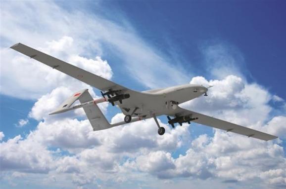 Українська армія отримає нові турецькі дрони