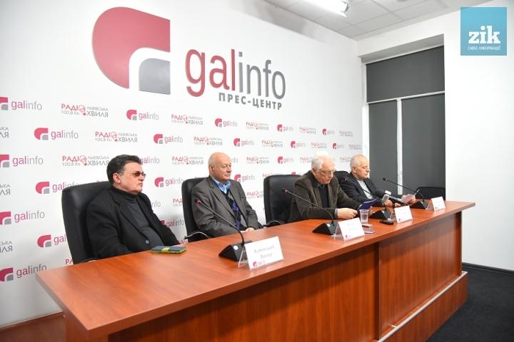 Шевченківські лауреати заявили про підтримку одного з кандидатів у Президенти