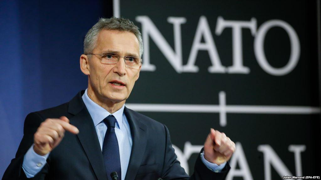 Генсек НАТО відреагував на заяви Порошенка стосовно можливого вступу України