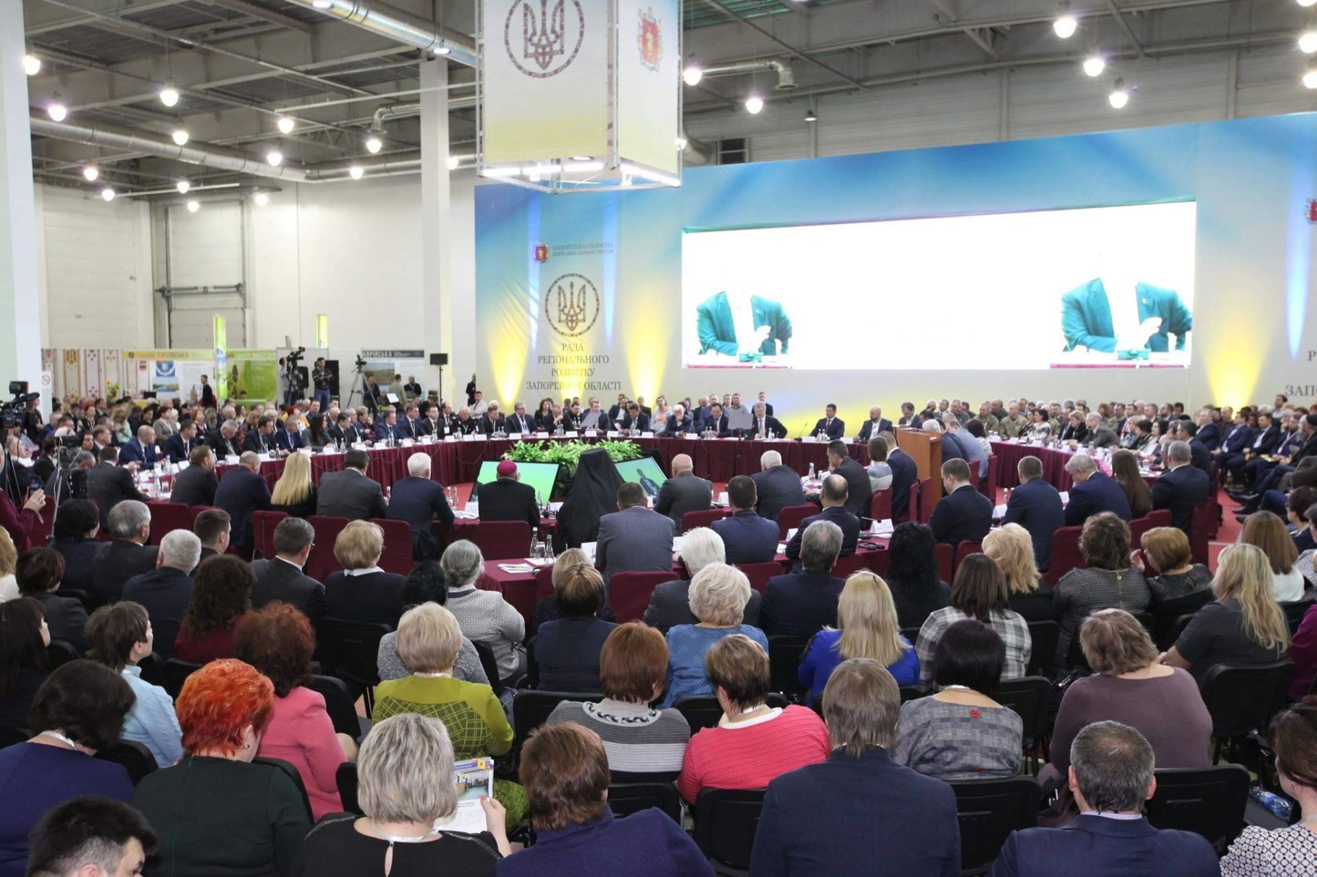 Запоріжжя має стати регіональним лідером: підсумки візиту Президента на Запоріжжя