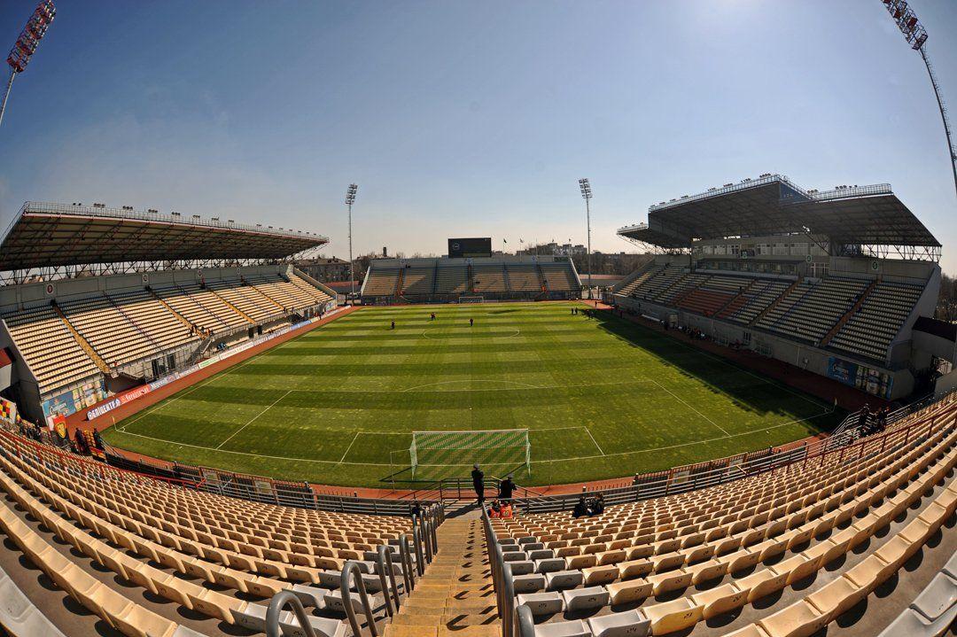 "Мэрия внесла стадион ""Славутич Арена"" в качестве залога под кредит в 5 млн.$"