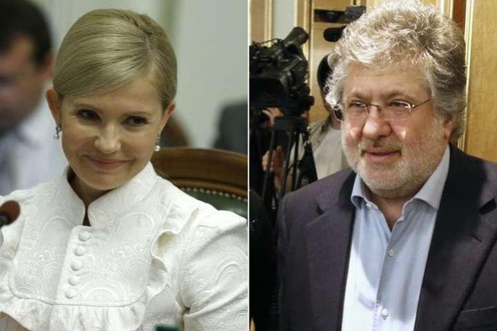 У розмові з Коломойським Тимошенко заявила, що не заспокоїться: оприлюднено аудіо таємної розмови